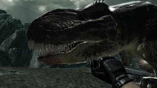 Turok glitch Xbox 360: Walker among the Dinosaurs 2015 HD