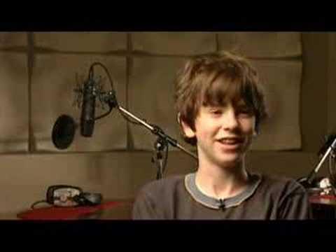 The Golden Compass Game Freddie Highmore Audio Session ...  |The Golden Compass Movie Freddie Highmore