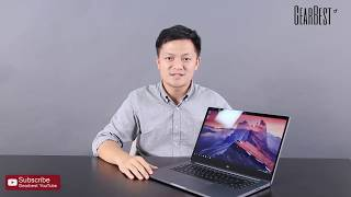 Xiaomi MI Notebook Pro Review - the Best Laptop in 2018