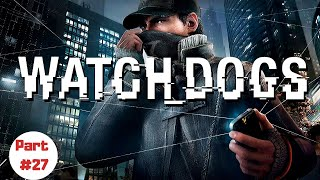 Watch Dogs [2014][PC] - Gameplay/Walkthrough Part 27 - Lucky Quinn & His Work