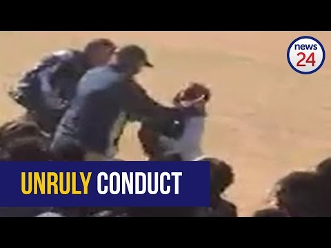 WATCH: Teacher manhandles Krugersdorp High pupil