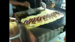 Amazing Thailand Ramly Burger - .mp4