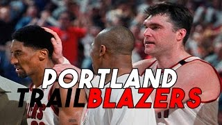 REBUILDING THE 99'-00' PORTLAND TRAILBLAZERS | DO IT FOR SCOTTIE!