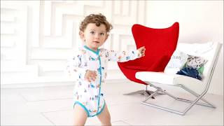 Боди для новорождённого / одежда для новорождённых российского производства / КотМарКот