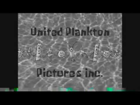 United Plankton Pictures Logo History