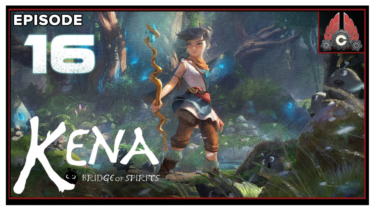 CohhCarnage Plays Kena: Bridge Of Spirits - Episode 16
