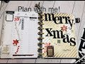 Plan with me 12/25-12/31!! - Goal Getter - Christmas/New Year's Eve