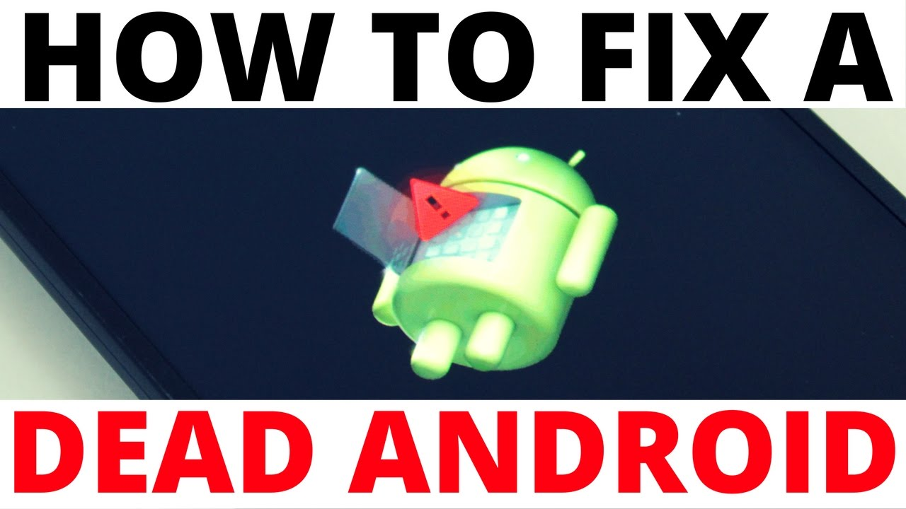 How to fix the dead android and red triangle error symbol how to fix the dead android and red triangle error symbol android recovery screen youtube buycottarizona