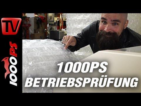 1000PS Betriebsprüfung - Hepco&Becker - Tradition im Familienbetrieb - K.OT zu Besuch