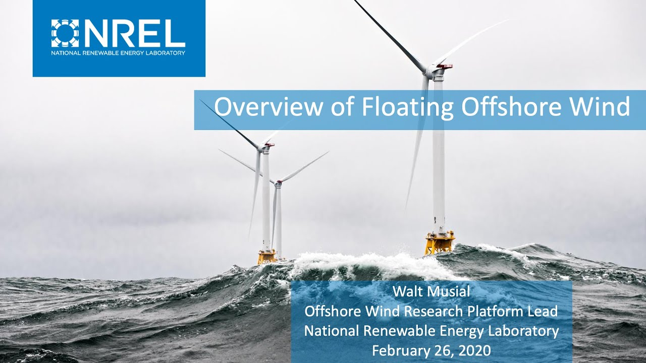 Overview of Floating Offshore Wind