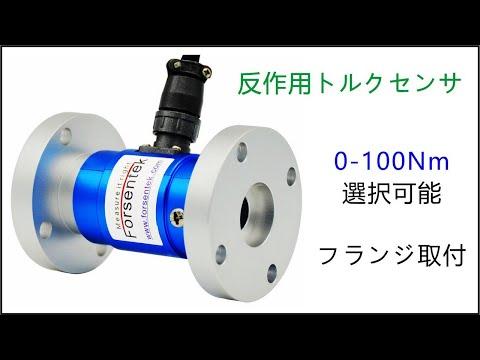 トルクセンサ|トルク測定 0-100 NM