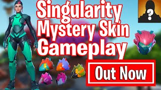 Singularity Season 9 Mystery Skin Gameplay - Collecting All Styles - Fortnite