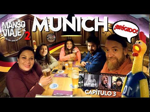 Download Manso Viaje 2 - Capítulo 3. Tremendas historias que encontramos en Munich!!!!