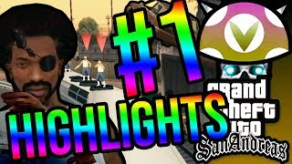 [Vinesauce] Joel - GTA San Andreas HIGHLIGHTS #1 (Fan Made)
