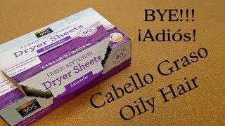 Adiós Cabello Graso ♥ Bye, Bye Oily Hair Thumbnail