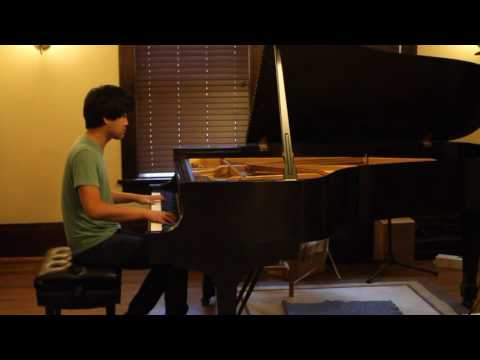 Overture to Mozart's Marriage of Figaro, transcribed by Sean Chen