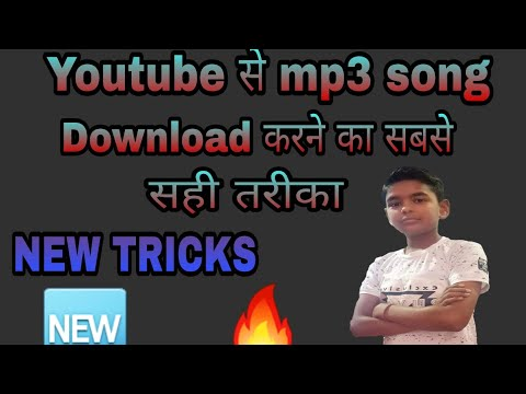 How To Download Mp3 Song From Youtube Latest Trick