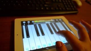 титаник ( приложение пианино)