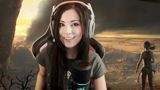 Channel update and Rise of the Tomb Raider hype!