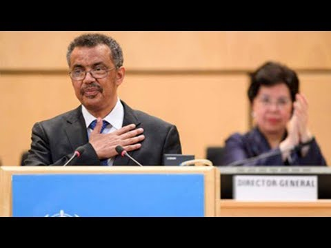 New leader of World Health Organization: Voice from Africa a