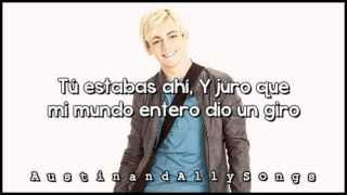 """Austin & Ally - Ross Lynch """"Upside Down"""" - Sub. Español"""