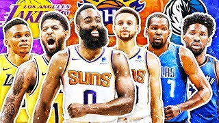 7 BEST NBA TEAMS IF EVERY PLAYER PLAYED FOR THEIR COLLEGE STATE TEAM