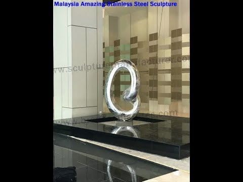 Metal, Stainless steel sculpture from PIEDRA WORLD LIMITED China supplier