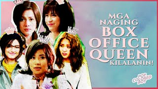 Box Office Queens of the Philippine Cinema from 2000 to 2018