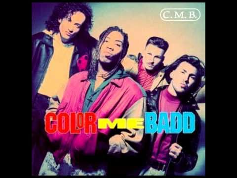 color me badd-all 4 love