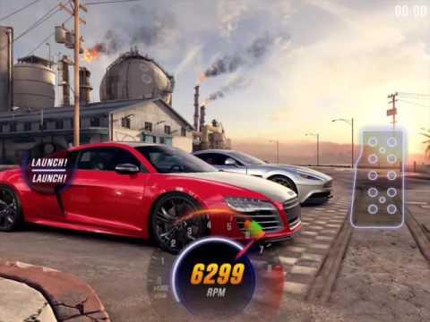 How to tune Audi R8 CSR2