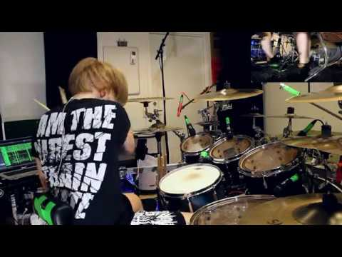 After The Burial - Lost In The Static - Drum Cover By Adam Björk