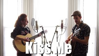 """Kiss Me"" - (Sixpence None the Richer) Acoustic Cover by The Running Mates"