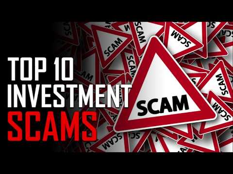 Top 10 Investment Scams To Avoid
