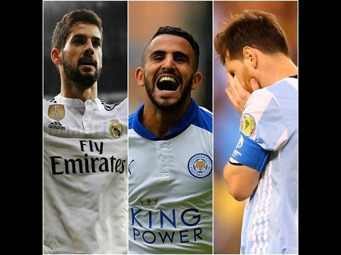 MESSI TO BE BANNED!   ISCO & MAHREZ CLOSE TO BARCELONA?   JAMES INSULTS JOURNALISTS  