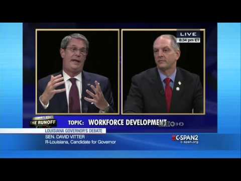 "John Bel Edwards Brags About Getting ""F"" Rating On Jobs"