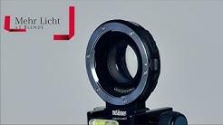 Mehr Licht: Metabones Speedbooster Canon MFT