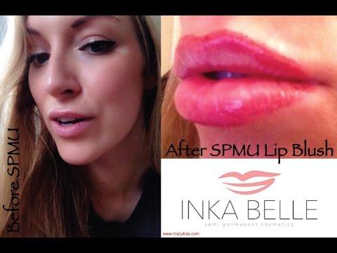 Lip Blush SPMU With Tracy Kiss