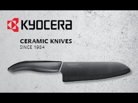 Kyocera Kitchen Cabinets Tucson Ceramic Knives Quality From Japan Since 1984 Youtube Premium