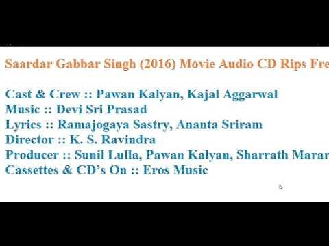 Sardaar Gabbar Singh (2016)
