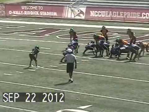 Durham Titans 2012 Highlights
