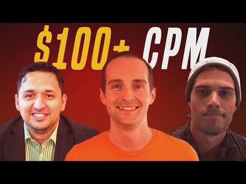How To Get $100+ CPM On Youtube
