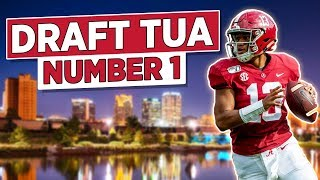 Tua Tagovailoa Scouting Report 💪 Why TUA should be drafted #1 overall 💥