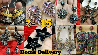 Western and oxidised jewellery wholesale market || Artificial jewellery wholesale Market