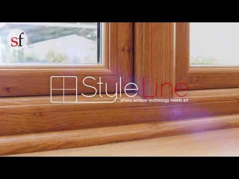 StyleLine: Where Window Technology Meets Art