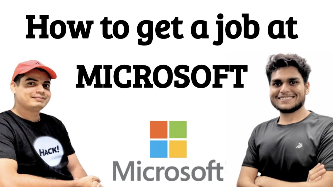 This time on my show it's Tanay, a Software Engineer at Microsoft who shares his journey about how he started from a not so renowned college and finally land...
