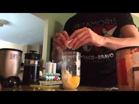 Bulletproof / Primal Coffee (Coconut Oil, Butter, Egg Yolk)