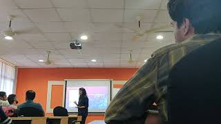 How algorithms affect us? Talk by Aditi Bhatnagar @CIE-IIIT Hyd