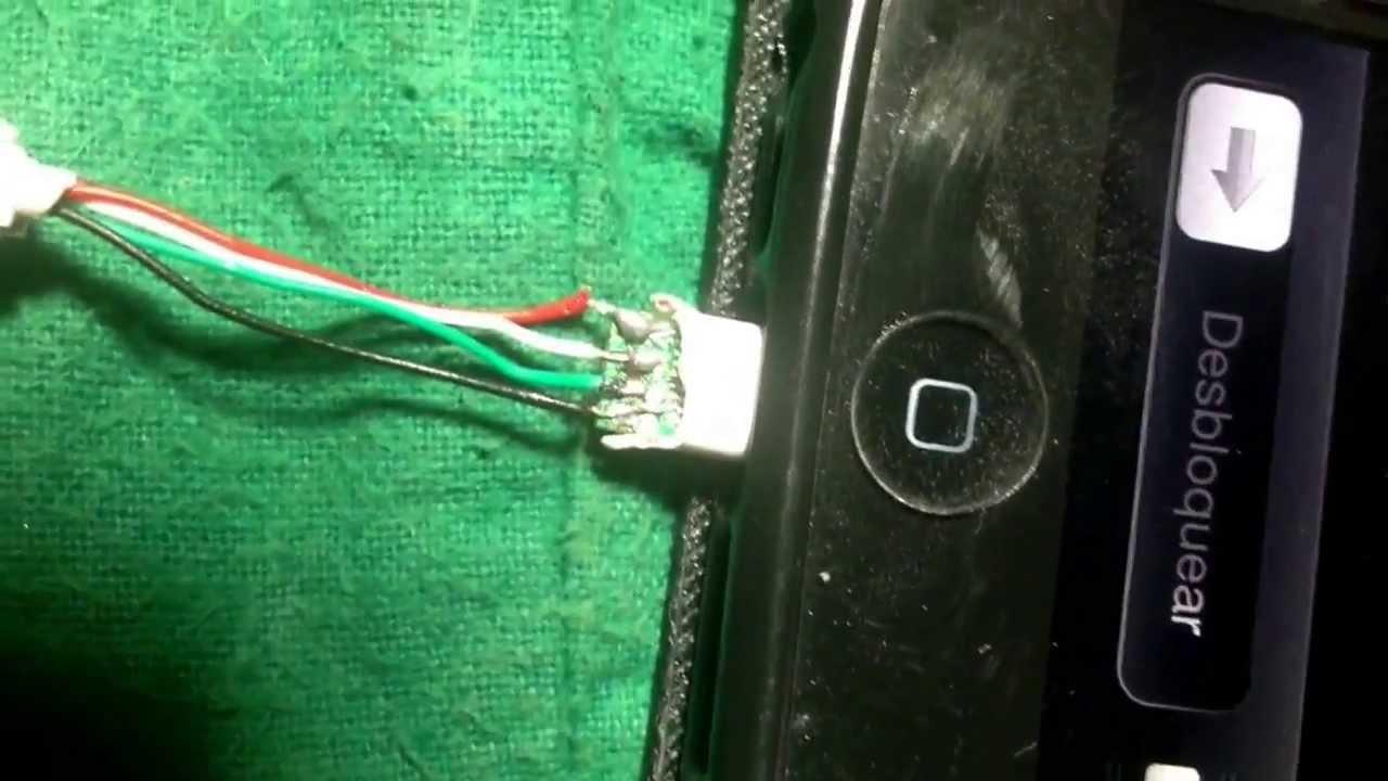 Arreglar Iphone