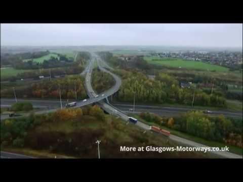 "Glasgow Motorway Archive  - BBC ""Scotland at Work"" Contribution"