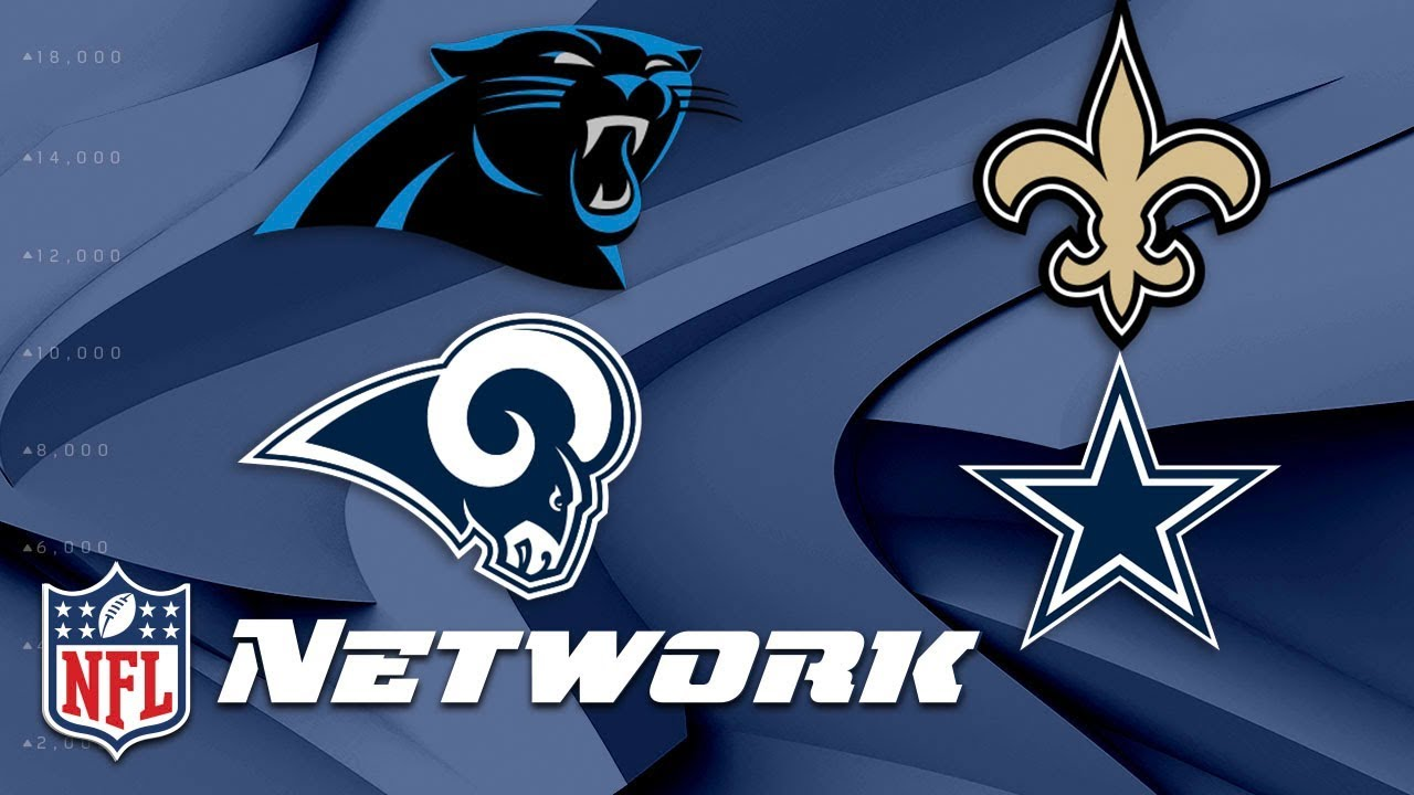 which nfc teams will make the wild card total access nfl network youtube. Black Bedroom Furniture Sets. Home Design Ideas